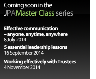 Coming Soon in the JPA Master Class series
